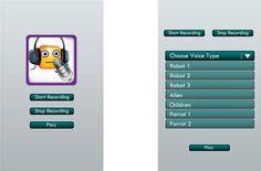 Voice Changer, divertida app Android para cambiar tu voz y grabarla Publicado por: Juan Luis Bermúdez