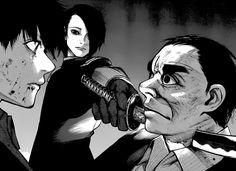 Tokyo Ghoul:re 137 Manga Works