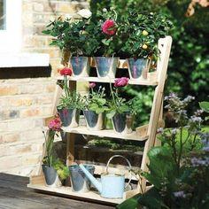 Diese 13 Ideen mit Blumentöpfen im Garten sind echt verrückt! - DIY Bastelideen