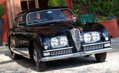 Alfa Romeo by Daniel Alho / Alfa Romeo 6C 2500 SS Berlinetta Pininfarina