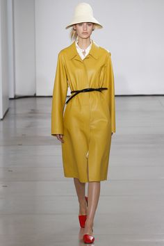 Jil Sander Spring/Summer 2016 Fashion Show