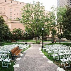 Intimate Outdoor Ceremony Setting // Luminaire Images // Beautiful Day: Wedding Planning Made Simple