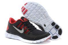finest selection 0d46d 5936c 1479   Nike Free 5.0 V2 Dam Herr Svart Röd SE171036tNeNnQthe