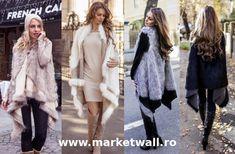 Vesta blana dame Aria Fur Coat, My Style, Jackets, Fashion, Down Jackets, Moda, La Mode, Fur Coats, Jacket