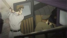 baccano - isaac and miria