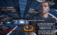 Mass Effect trilogy funny pictures | HTL