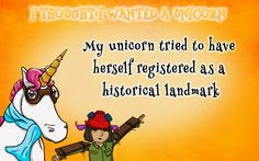 They said that it could take a few months to determine her status #Unicornstry #ZoeAndHerUnicorn
