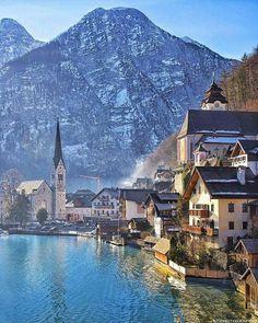 Hallstatt Austria Photo by @brianthio by awesomedreamplaces https://www.instagram.com/p/BAJfCzIFNj8/ via https://scontent.cdninstagram.com/hphotos-xpa1/t51.2885-15/e35/10597426_972752522797062_449284555_n.jpg