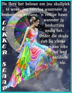 Evening Greetings, Goeie Nag, Afrikaans Quotes, Good Night Quotes, Best Quotes, Beautiful Pictures, Sleep Tight, Sayings, Cocktail Recipes