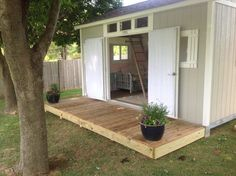 She Sheds are a growing trend on Pinterest, with plenty of boards and pins dedicated to the phenomenon. In fact, Suanne Carlson used Pinterest to find inspiration for her very own She Shed. After raising a house full of sons, Suanne decided that it was her time to have a space of her own to …
