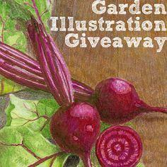 Enter to win two custom designed illustrations by Steve Asbell!