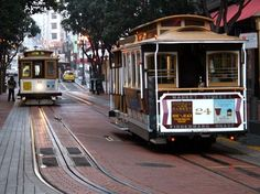 Powell-Hyde Line, San Francisco