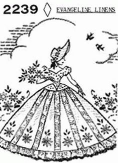 Embroidery Transfers For Sale At Grandma's House! Vintage Embroidery, Floral Embroidery, Embroidery Patterns, Hand Embroidery, Embroidery Needles, Cross Stitch Embroidery, Doll Patterns, Stitch Patterns, Diy Cards Crafts