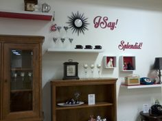 Furniture Christmas Feature Wall Oldrids