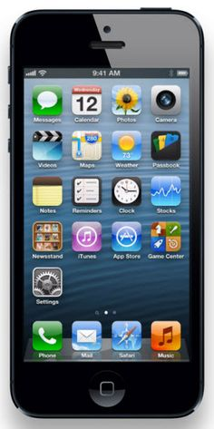 iPhone 5  9) Technology I couldn't live without #EsuranceDreamRoadTrip
