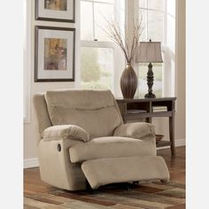 CRINKLE PLUSH ROCKER RECLINER - Frame constructions have been tested with various equipment to simulate the home and transportation environments to insure durability. Corners are glued, blocked and stapled. Stripes and patterns are match cut.