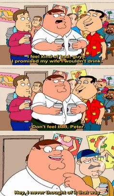 Quotes from Family Guy Tv Series Family Guy Tv, Family Guy Quotes, Family Humor, Funny Family, Funny True Quotes, Funny Jokes, Hilarious, Wtf Funny, Stupid Funny