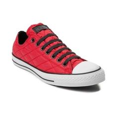These super cool Quilted Chucks rock a quilted textile upper with  contrasting laces, and. Converse Chuck Taylor All Star ...