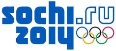 El logo de los Juegos Olímpicos de Invierno en Sochi, Rusia… Muy simple