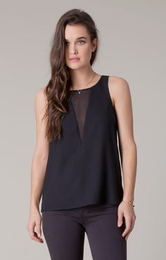 *NEW LINE Black Swan Fleur CrissCross Top in Black - XS to LG #SaliceMooresville #salicestatesville - $64 ~ Tues Specials ~ * Clothing: Buy 1, Save 15%, Buy 2, Save 20%, Buy 3 Save 25% off * Brand Names 15% off * Jewelry 20% off  BUT MENTION THIS POST AND SAVE A FLAT 25% OFF NON-NAME BRAND PURCHASE!!!