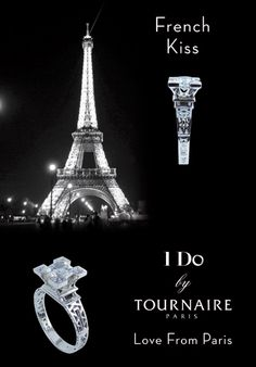 Would You Wear The Eiffel Tower Engagement Ring Wedding