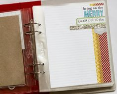 Reverse Confetti November Release | Jen Tapler's December Daily Album | Tinsel 'n Trim, Bring on The Merry Stamp Sets | Pocket Scrapbooking
