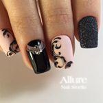 Xem ảnh này của @allure_nail_studio trên Instagram • 2,598 lượt thích