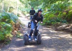for a Segway taster experience for one person, from for full rally experience for one, from for two, for four with Segrally - save up to Racing Wheel, Experience Gifts, Mode Of Transport, Need For Speed, Obstacle Course, Karting, Walk This Way, Holidays And Events, Night Time