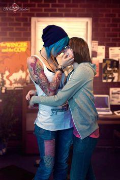 Life is Strange Cosplay - Chloe & Max