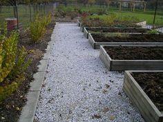 Vyvýšené záhony na zeleninu - - Záhrada