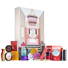 #SephoraCollection Advent Calendar offers 24 beauty, body, and accessory gifts for yourself or someone you love. #sephora #HolidayBeauty