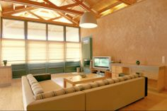 Villa Athina Living Room