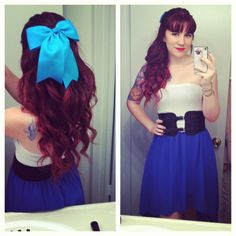 Disneybound Kiss the girl Ariel