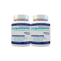 Maximum Strength Lipozene Clinically proven to help reduce weight, helps reduce body fat, safe and effective.