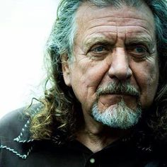 Robert Plant by Jolyon Holroyd.  Handsome as ever.