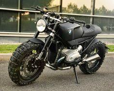 Custom BMW R1200R by Lazareth - Grease n Gasoline