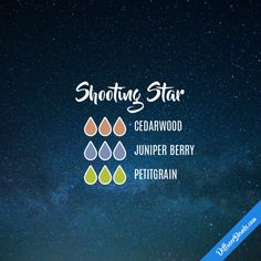 Shooting Star - Essential Oil Diffuser Blend