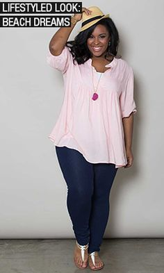 plus size outfits shop by look