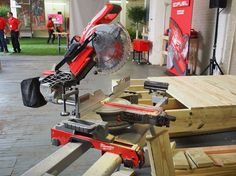 Milwaukee Tool introduced over 200 new tools at their New Product Symposium, but their entry into the outdoor tool category and unveiling of a cordless miter saw made the biggest splash.
