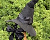 WICKED WITCH HAT  from the Wizard of Oz
