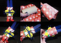 Pomysły plastyczne dla każdego DiY - Joanna Wajdenfeld: Wielkanocne zwierzaczki z rolek