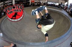 A full on Bones Brigade reunion set off the Masters division and Steve Caballero didn't care whether it was the Birdman's birthday or not as he ripped his way to another first place finish.