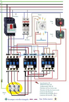 45bd06a15fb7aca2208fd132c6e31490 electrical wiring electrical engineering?resize=236%2C346&ssl=1 ahu starter panel wiring diagram the best wiring diagram 2017 ahu starter panel wiring diagram at bakdesigns.co