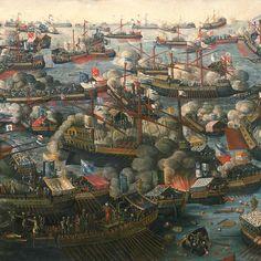 How the 1571 Battle of Lepanto saved Europe.