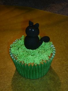 cupcake for a cat!!