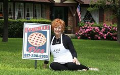 'The Pie Lady' proves it's never too late to bake up a new dream with her made-to-order home business