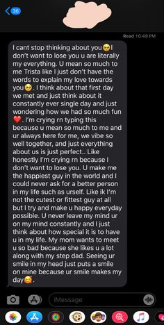 Sweet Messages For Boyfriend, Love Text To Boyfriend, Cute Boyfriend Texts, Names For Boyfriend, Cute Text Messages, Paragraph For Boyfriend, Love Paragraph, Cute Texts For Him, Cute Couples Texts