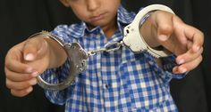 Unruly Virginia 4-year-old handcuffed, shackled and hauled off to sheriff's office by the cops