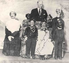 Community Post: The 14 Creepiest Vintage Ventriloquist Dummies