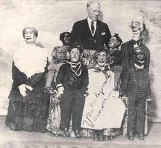 The 14 Creepiest Vintage Ventriloquist Dummies